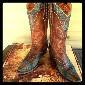 Old Gringo Navada 13 ladies western boots